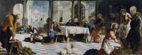 Tintoretto 'Fodvasken' (1548-49)