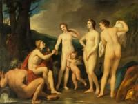 Anton Raphael Mengs 'Paris' dom' (1757)