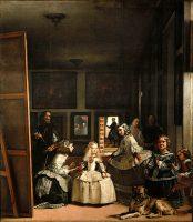 Velazquez: Hoffrøkenerne (1656)