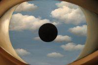 René Magritte: Det falske spejl (1928)